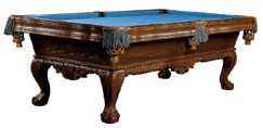 Lincoln Pool Table - Click for details!